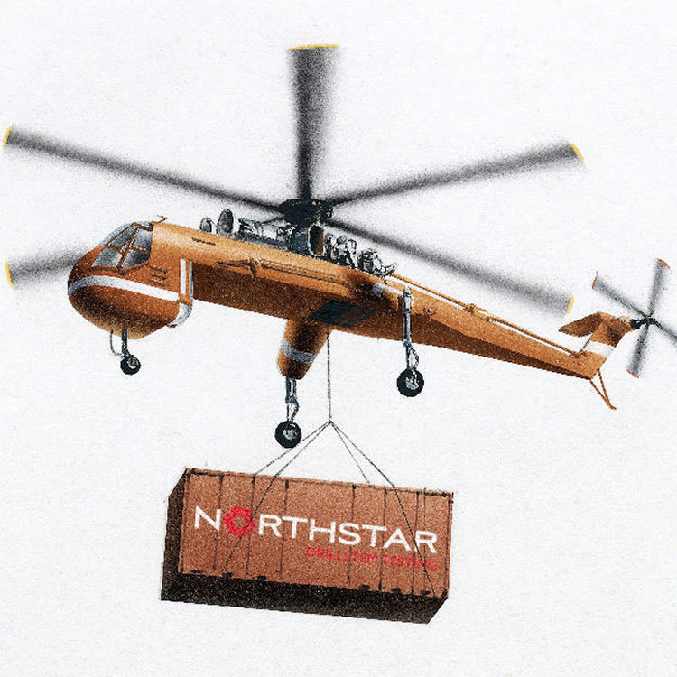 Northstar DST - Downhole Testing Specialists - Remote Mobilization