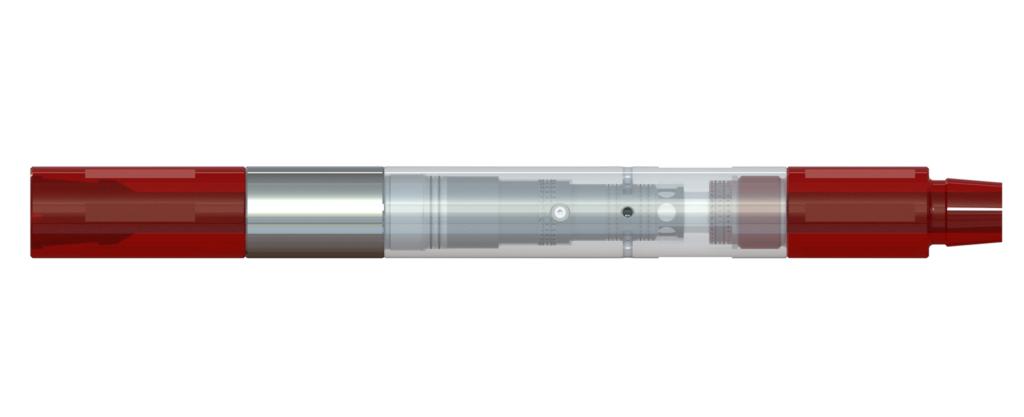 single shot circulating valve