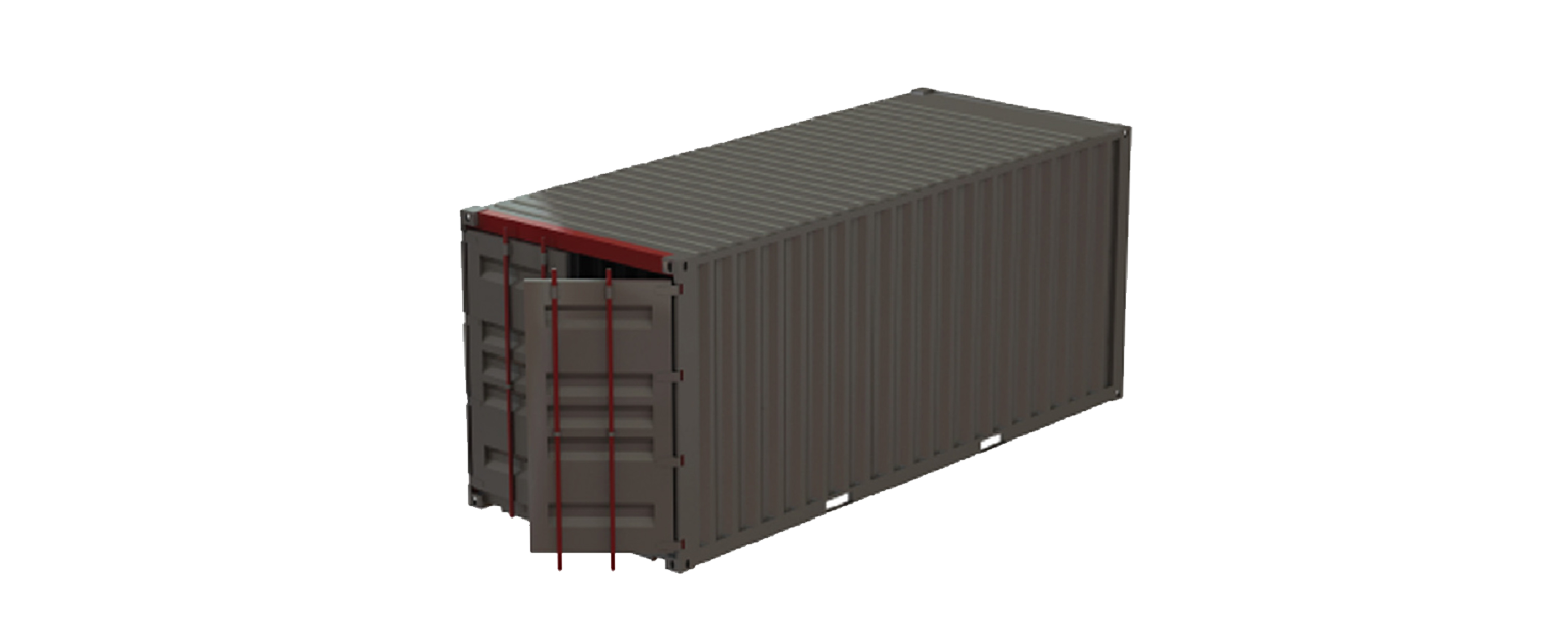 mobile container workshop